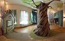 Детская выставка «Лес Сказок»