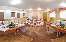 Банкетный зал гостиничного комплекса «Ласка»