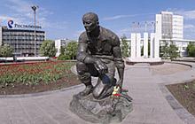 Мемориал самарцам, погибшим в необъявленных войнах